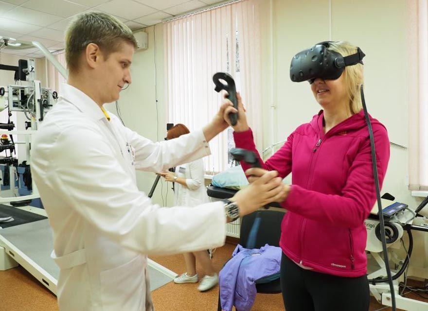 Московские врачи привезут в Улан-Удэ систему виртуальной реальности