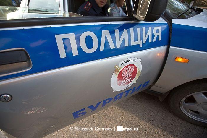 В Улан-Удэ полицейские хотели утихомирить шумную компанию, а нашли два килограмма марихуаны