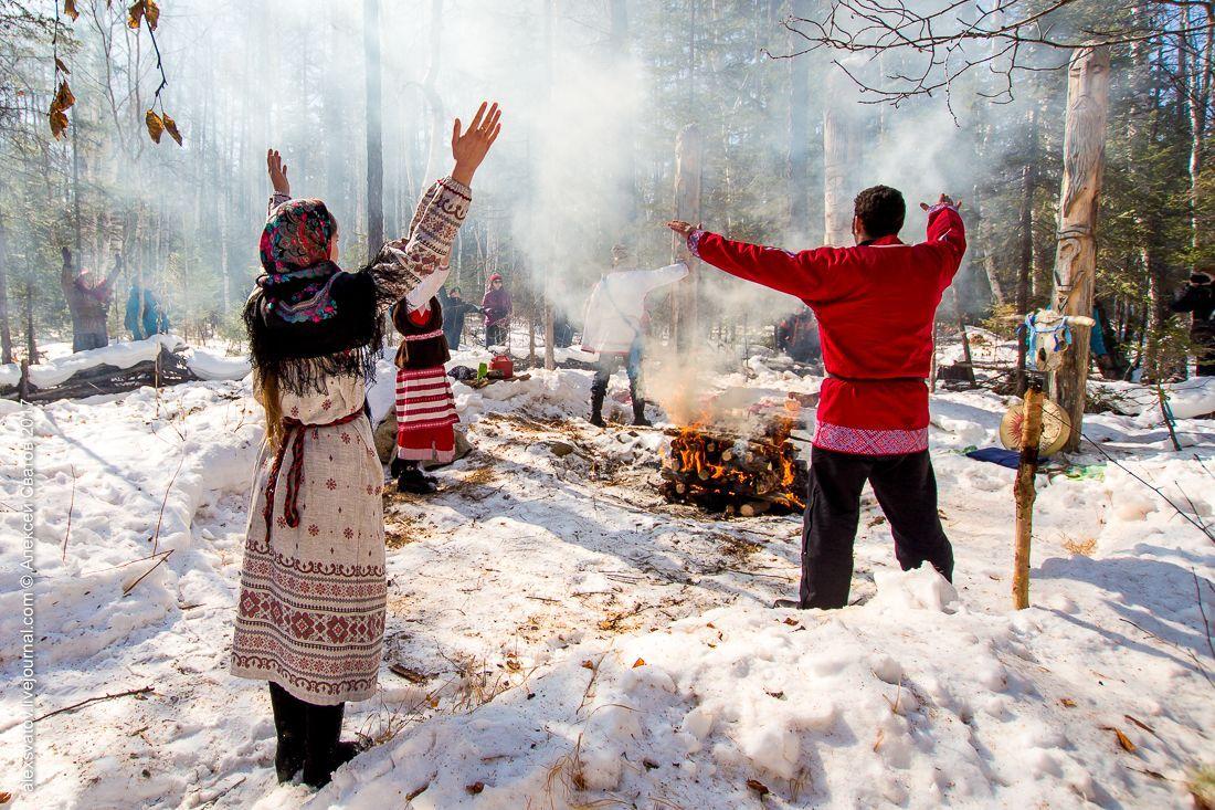 Попасть к шаману рядом с улан удэ