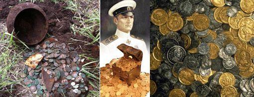 сайт, фотографии золота колчака что не найдено развал