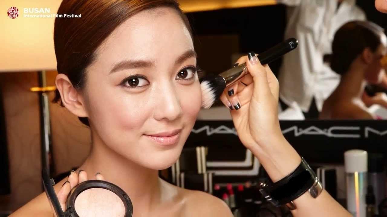 Уход за кожей лица кореянок