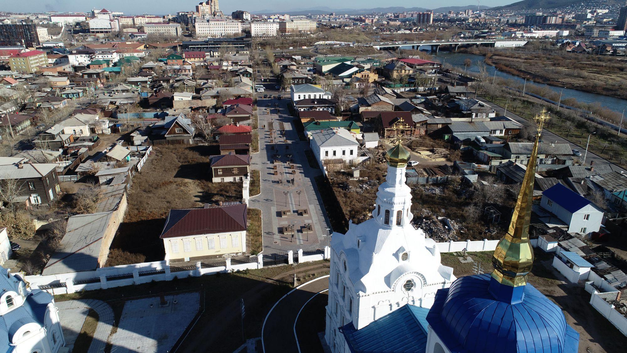 Улан-Удэ - ворота Байкала. Как развивается городская сфера туризма и гостеприимства