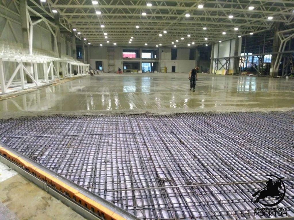 Совсем скоро в Улан-Удэ появится первый крытый каток