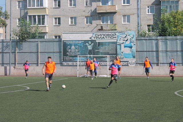 В Бурятии прошло первенство Росгвардии по мини-футболу