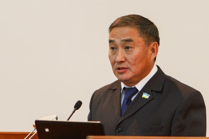 Депутат Народного Хурала получил назначение в администрацию Цыденова