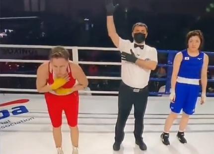 Две спортсменки из Бурятии выиграли международный турнир по боксу памяти Константина Короткова в Хабаровске