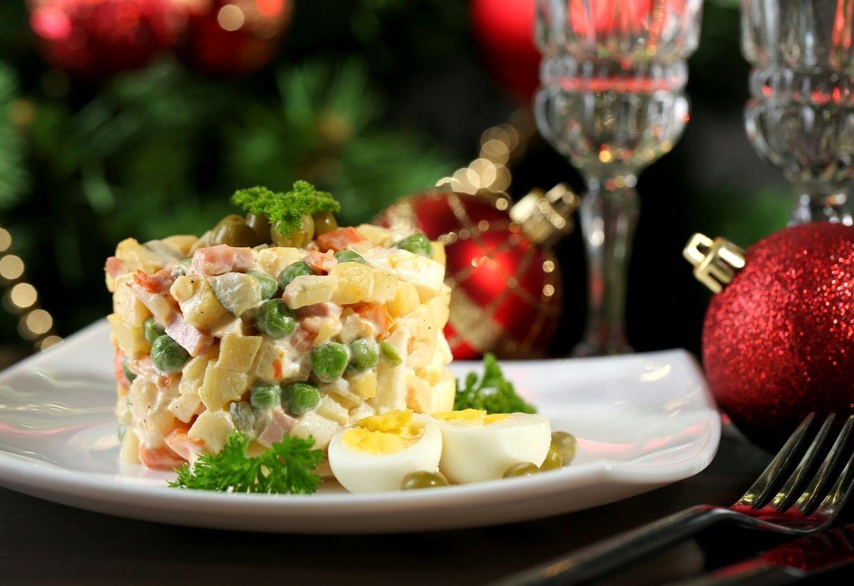 выкройку рецепты блюд для нового года фото показ