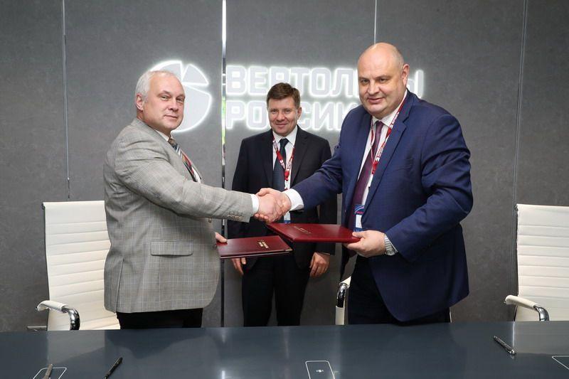Улан-Удэнский авиационный завод поставит вертолёты для компании «КрасАвиа»