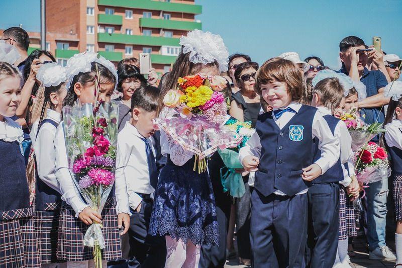 В Улан-Удэ открылся новый корпус школы №63