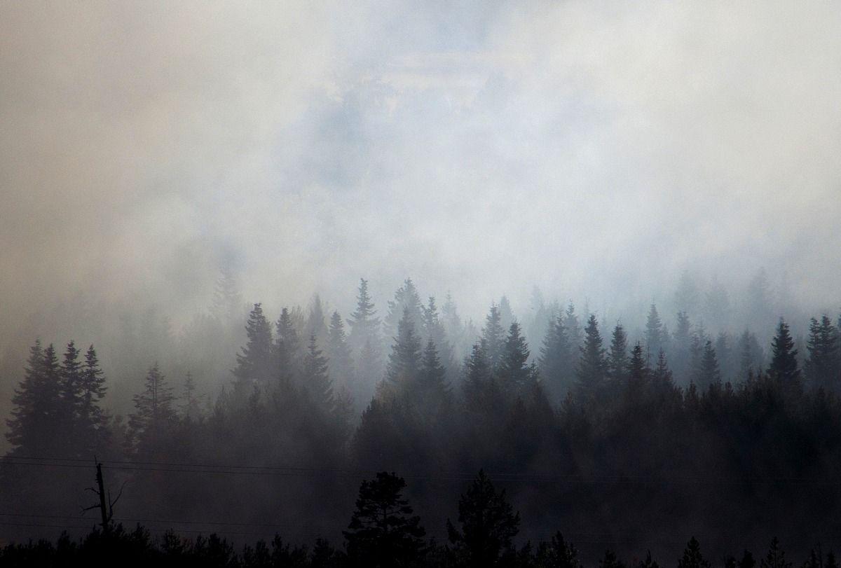 Почти две тысячи жителей Бурятии задыхаются из-за едкого дыма