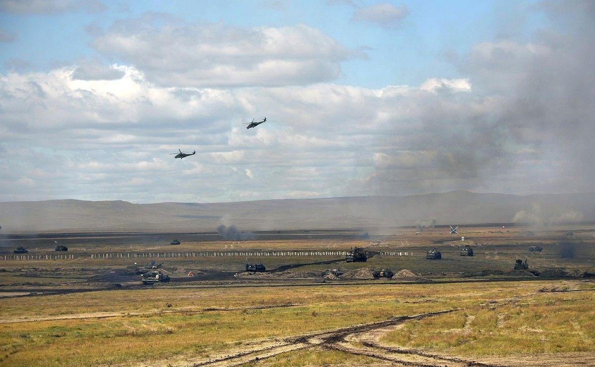 Соцсети: солдат из Бурятии погиб во время учений «Восток-2018»