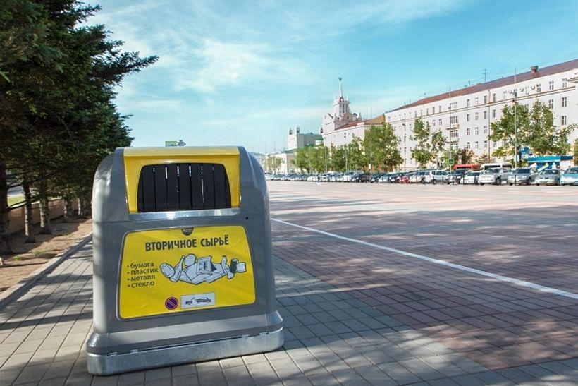 Жителей бурятской столицы призывают сортировать свои отходы