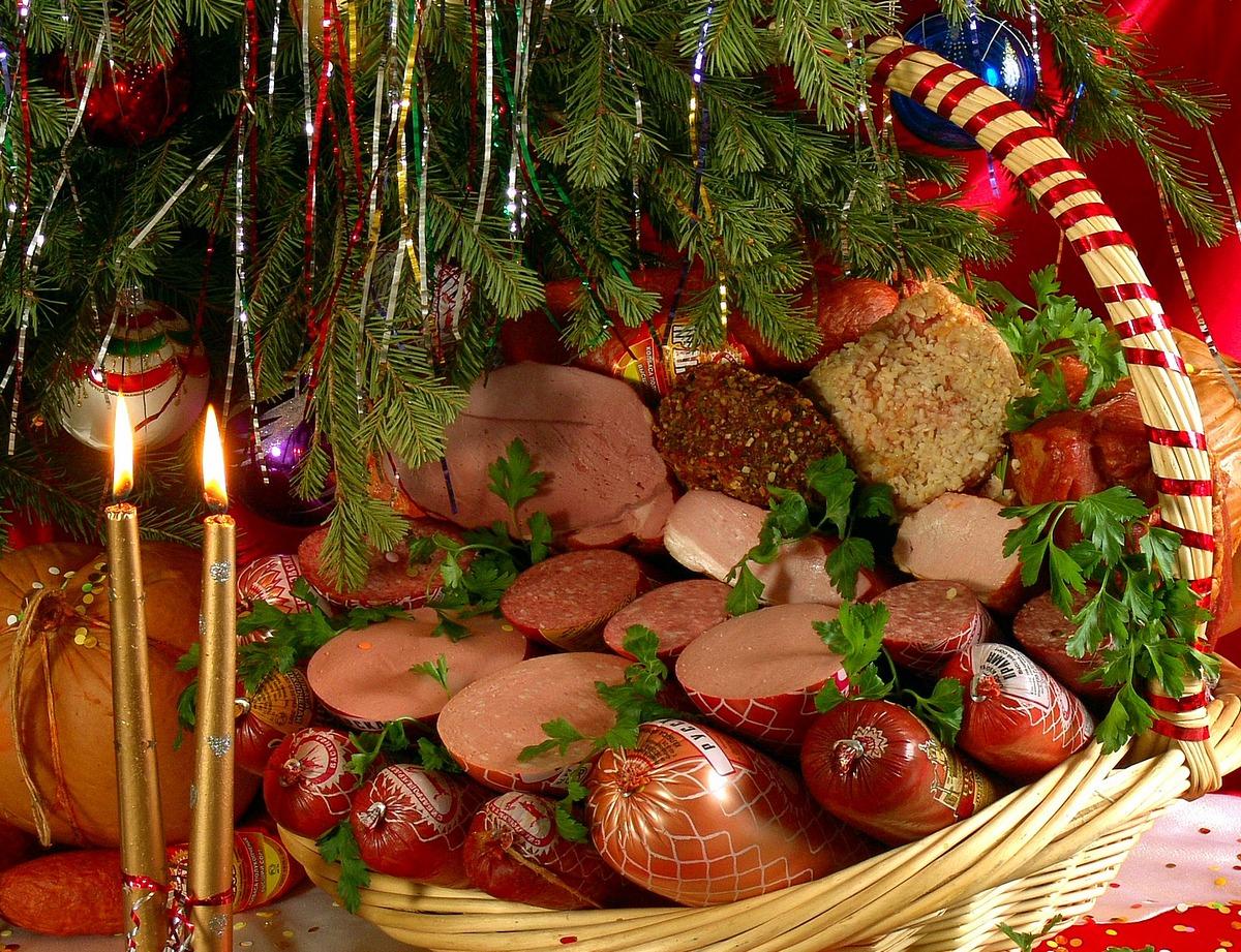 картинки рождественского стола в старину называли хлебосолкой статье будет рассказано