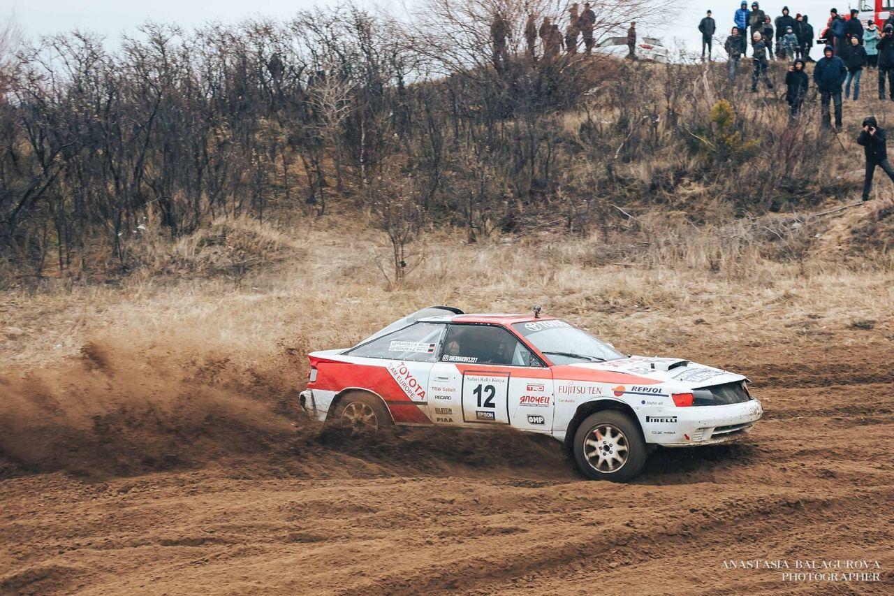 В Бурятии состоялся заключительный этап гонок «Сибирская кросс-серия»