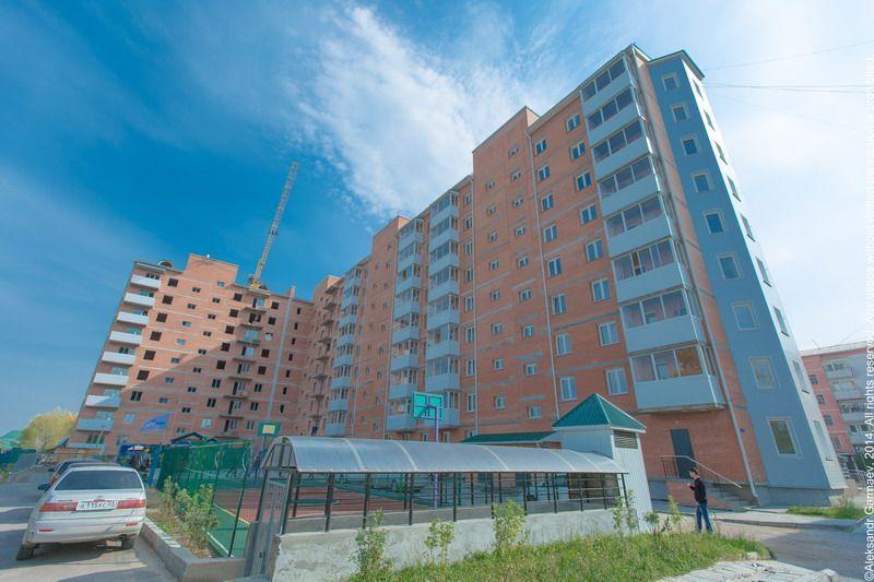 Бурятия лидирует в России по росту цен на жильё