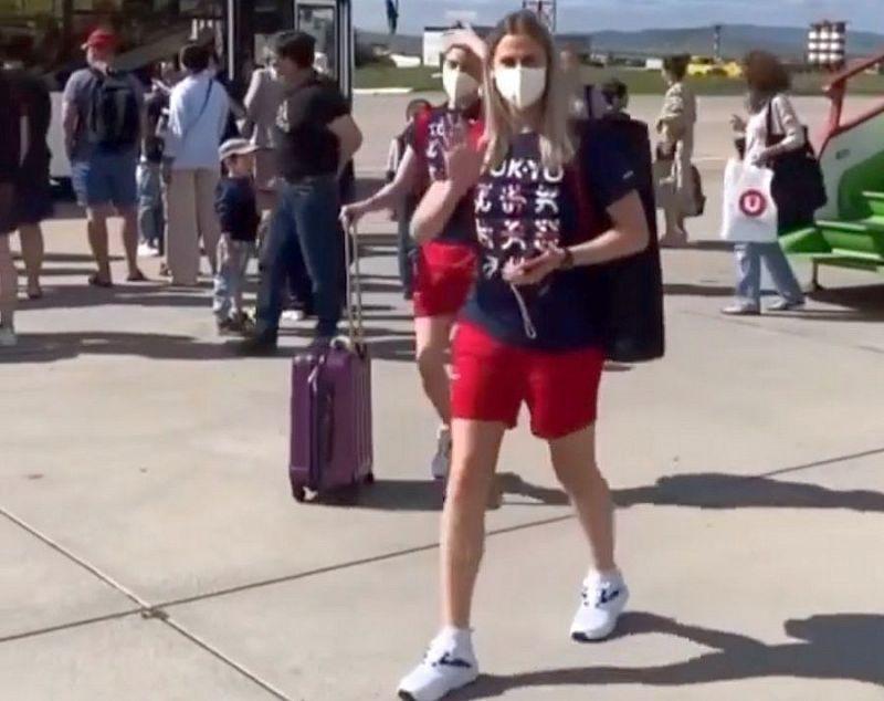 Российские синхронистки приступили к тренировкам в Улан-Удэ перед Олимпиадой в Токио