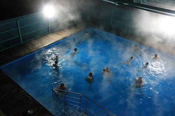 Камера в душе бассейна, смотреть порно видео с тетей онлайн