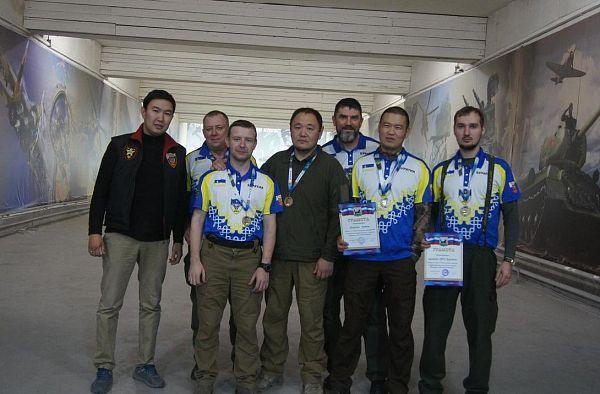 Спортсмены и силовики из Бурятии стали призерами чемпионата по практической стрельбе