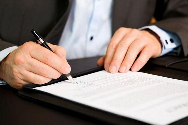 Агентский договор по получению кредита