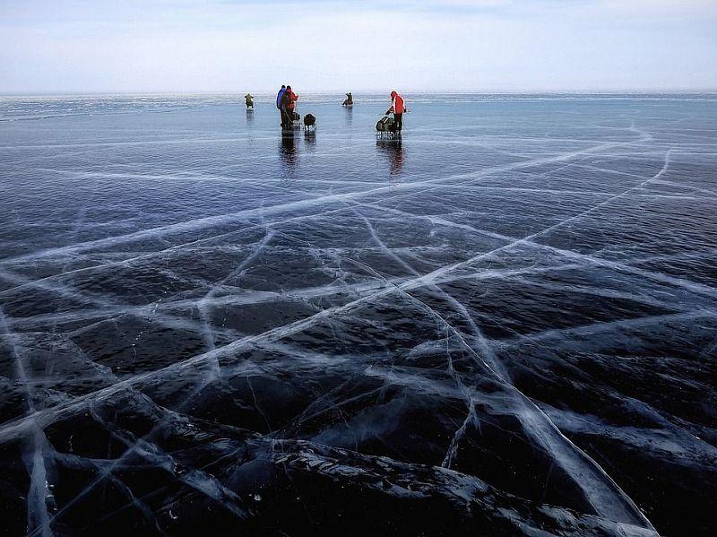 Турнир по гольфу на льду Байкала в 2023 году приурочат к столетию республики Бурятия