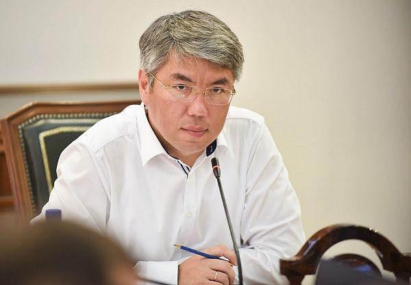 Глава Бурятии выступил с экстренным обращением к жителям региона