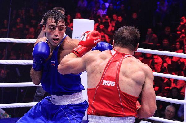 Георгий Кушиташвили стал серебряным призером чемпионата России по боксу