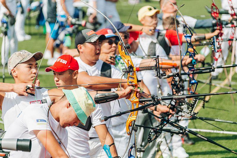 В Улан-Удэ сегодня состоится церемония открытия чемпионата России по стрельбе из лука