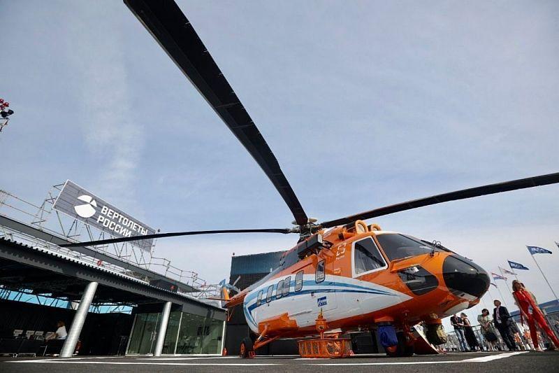 Улан-Удэнский авиационный завод поставит для «Газпрома» вертолёты Ми-171А3