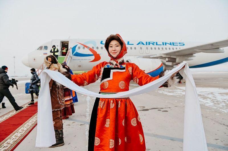 В Бурятию прибыли первые чартерные рейсы из Москвы и Екатеринбурга - туристы познакомятся с зимним Байкалом