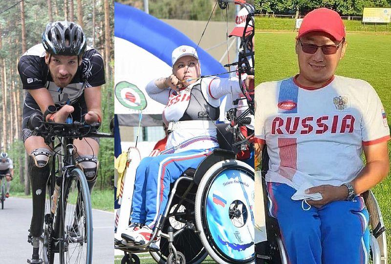Трое спортсменов из Бурятии примут участие в Паралимпиаде в Токио