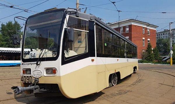 Трамвай Мосгортранса для Улан-Удэ