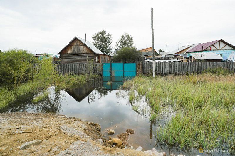 Селенга в Улан-Удэ сегодня продолжает подниматься