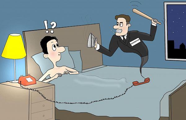 Коллекторы продолжают звонить списывают ли долги перед банками