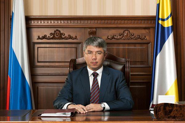 «Новые возможности и перспективы»: Алексей Цыденов прокомментировал присоединение Бурятии к ДФО