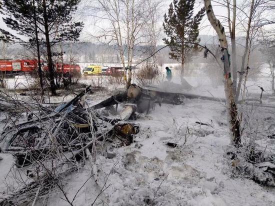Разбился вертолет сизвестным бизнесменом: «никто невыжил», видео
