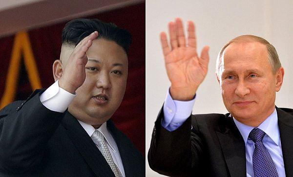 Ким Чен Ынпоздравил Лукашенко сНовым годом